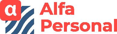 Alfa Personal Logo